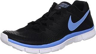 Nike Men's Free Trainer 3.0 Training Shoes 9 Men US (Black/University Blue/White)