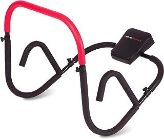 comprar comparacion Ultrasport AB Trainer, aparato abdominal profesional para entrenar en casa con intensidad los músculos abdominales, plegab...