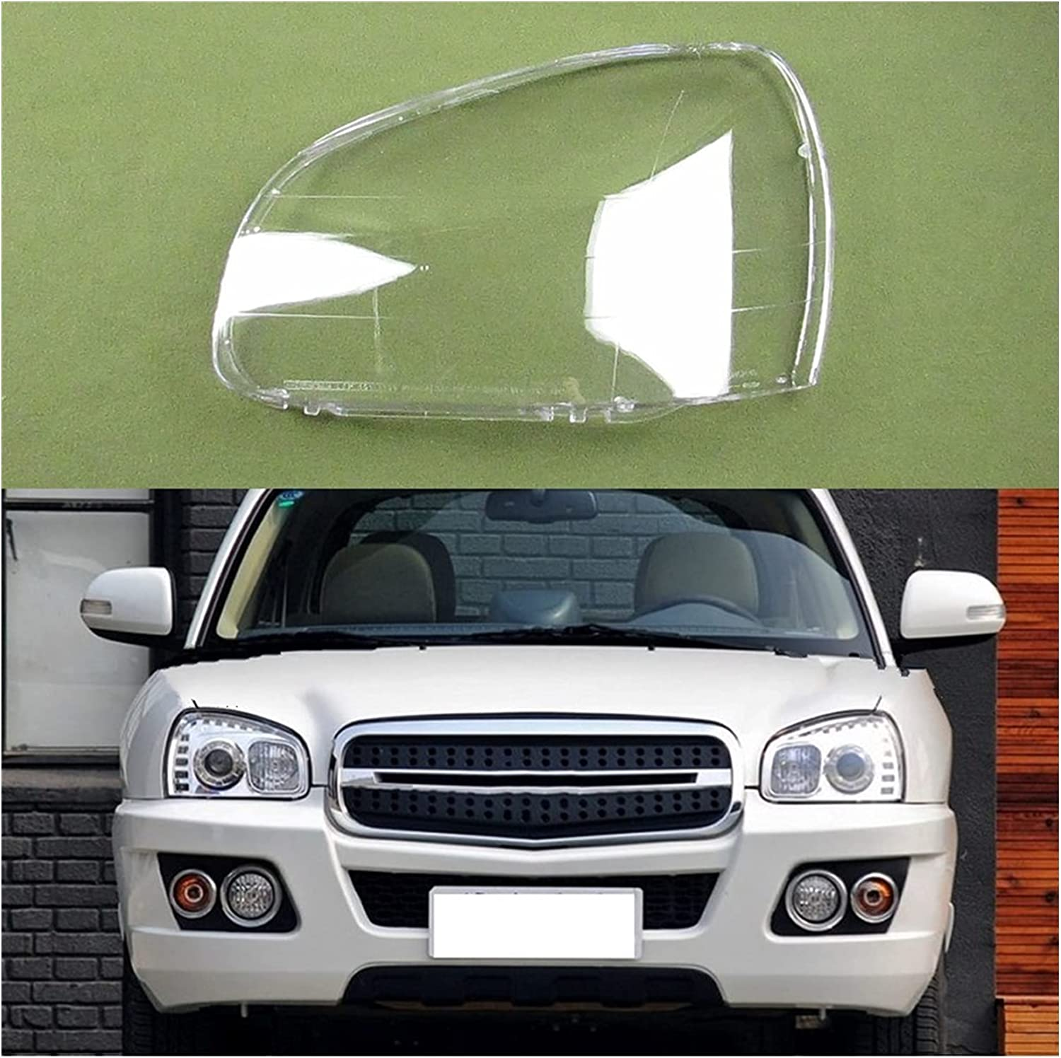 QUXING Transparent Automotive Headlight Covers Headlights Shell We OFFer at Mail order cheap cheap prices