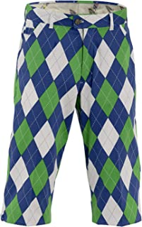 Royal & Awesome Men's Golf Knickers