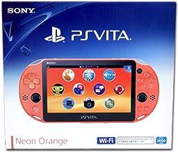 Playstation Vita Wifi Slim Laranja