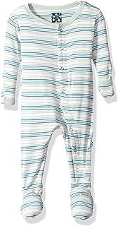238565368 Kickee Pants Baby Girls' Print Footie Prd-kpf173-bdes