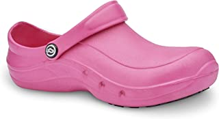 Toffeln EziProtekta Clogs with Composite Toe Cap - Slip Resistant, 200 Joule Protection, Light, Comfortable, Excellent Bre...