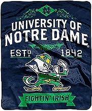 50 X 60 SLW Notre Dame Fightin Irish Fleece Throw Blanket