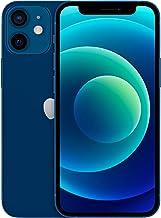 Apple iPhone 12 Mini, 64GB, Blue - Fully Unlocked (Renewed)