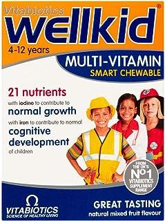 Vitabiotics Wellkid Smart Chewables - 30 Tabs
