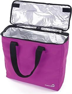 حقيبة التبريد Mintra (25 لتر) - عزل عالي (لون أرجواني)