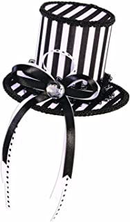 Party Supplies Unisex-Adults Mystery Circus-Mini Top Hat