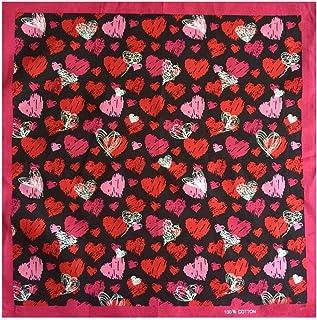 Heart Bandana For Women