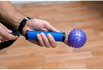 TurnOnSport Air Pump Needle - Ball Needle Pack - Basketball Needle for Ball - Pump Needle for Soccer Rugby Football V...