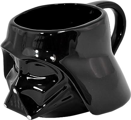 Preisvergleich für Star Wars 25205 - Darth Vader 3D Keramiktasse in Geschenkpackung, 8 x 10 cm