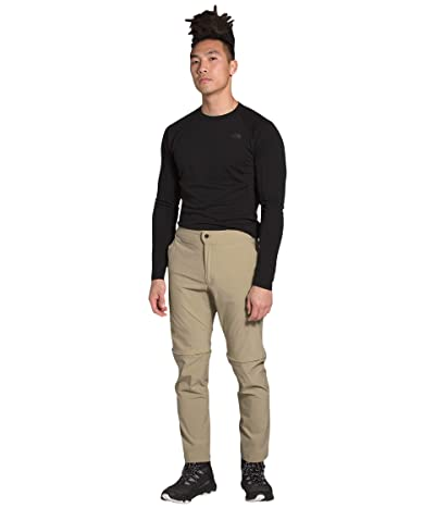 The North Face Paramount Active Convertible Pants (Twill Beige) Men