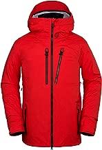 Volcom Men's Guch 3 Layer Stretch Gore-tex Snow Jacket