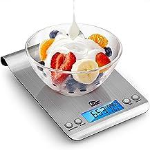 Uten Báscula Digital de Cocina Hangable Balanza Ultrafino