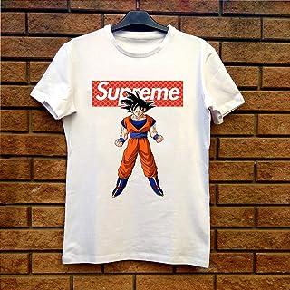 f0473fd5 Supreme vs Gucci Goku - Dragon Ball Z Fan Gift T-Shirt White