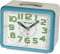 Rhythm CRF802NR04 Value Added Bell Alarm Table Clock