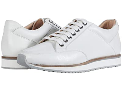 Anthony Veer Barack Court Sneaker (White) Men
