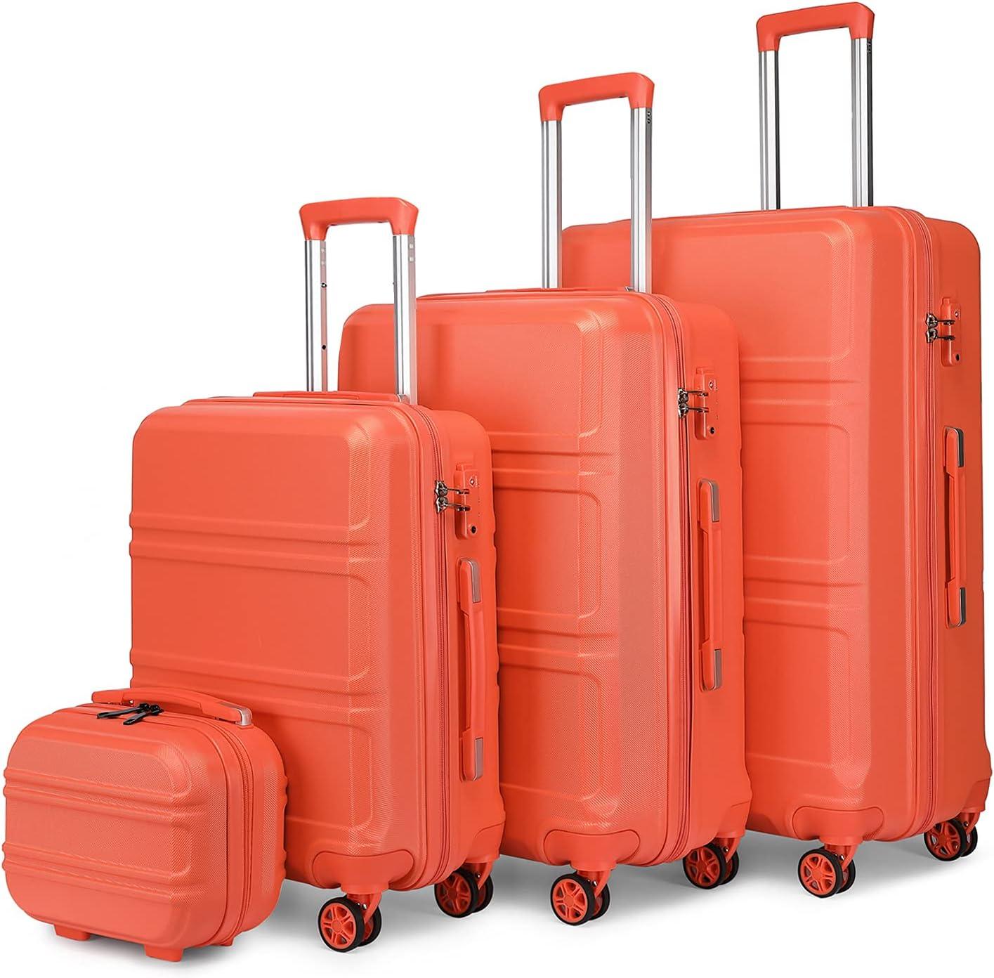 Kono valigie rigide miglior set di valigie da 4 pezzi
