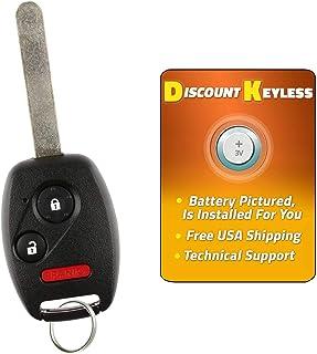 For 05-08 Honda Pilot Keyless Entry Remote Key Fob Alarm CWTWB1U545, 35111-S9V-325