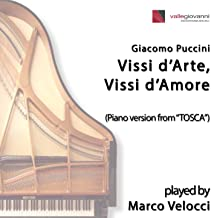 Vissi d'arte, vissi d'amore (Transcr. for Piano Solo)