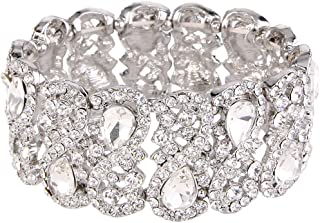 crystal bling bracelet