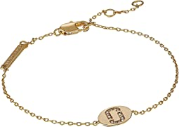 Marc Jacobs - Double J Pave Bracelet