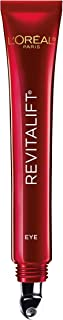 Eye Cream by L'Oreal Paris Skin Care I Revitalift Triple Power Under Eye Treatment with Pro-Retinol, Hyaluronic Acid and Vitamin C l 0.5 oz.