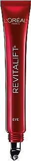 Anti-Aging Eye Cream with Hyaluronic Acid by L'Oreal Paris, Revitalift Triple Power Under Eye Treatment, 0.5 fl. oz.
