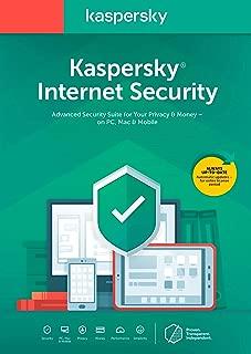 Kaspersky Internet Security 2020   1 Device   1 year