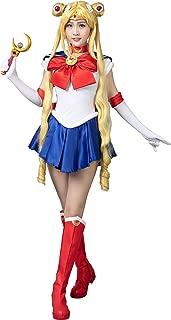 Best Sailor Tsukino Usagi Serena Cosplay Costume mp000139