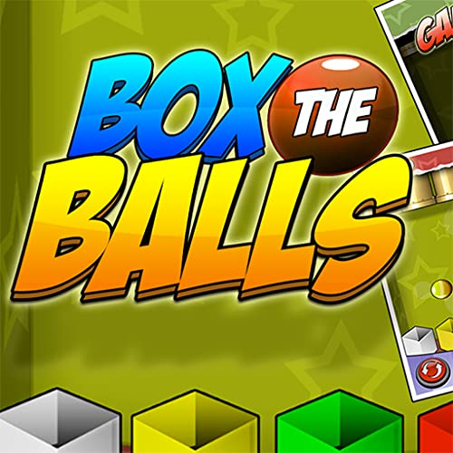 Box The Balls In The Colored Boxes