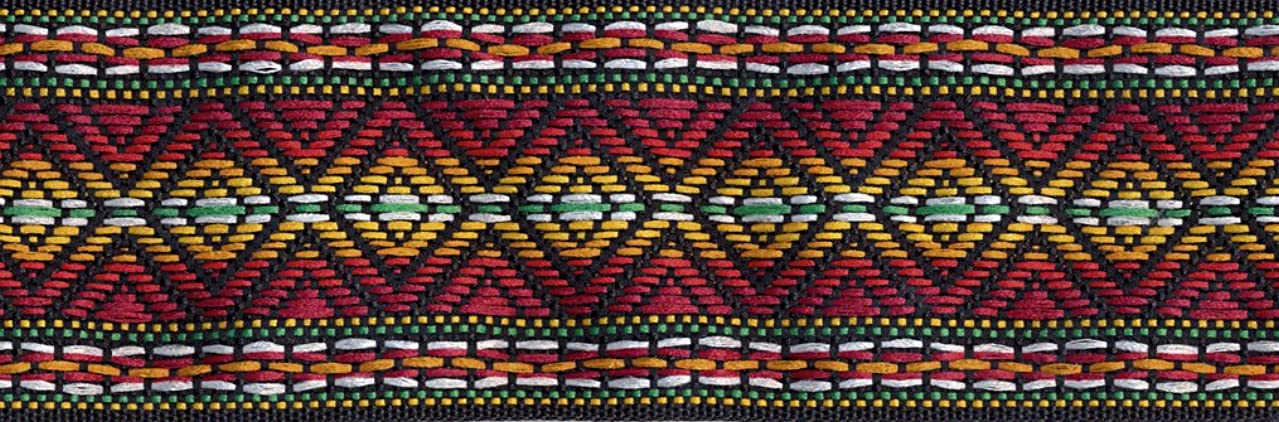 Wrights Aztec Band, 2-Inch, Multi