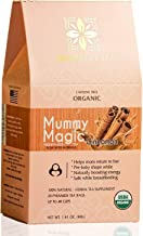 Mummy Magic Weight Loss Organic Cinnamon Tea Postpartum Energy Tea 20 Unbleached Tea Bags Up to 40 Servings Naturally Increase Metabolism Maintain Healthy Energy Levels Improve Digestion