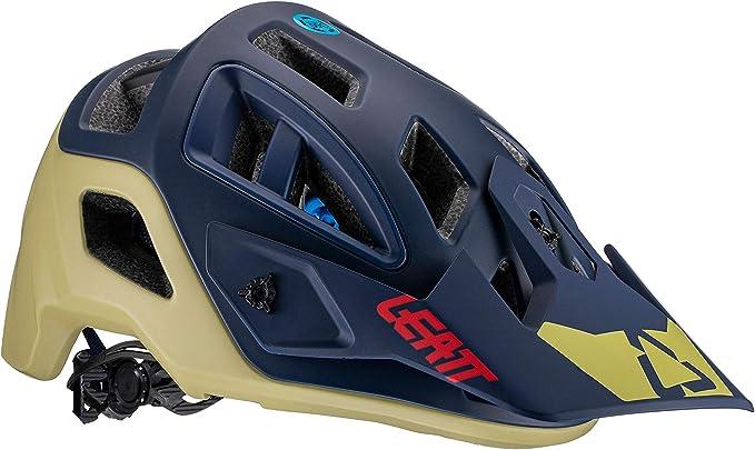 Leatt Helm MTB 4.0 Enduro Fahrrad Erwachsene Unisex Beige Sand M