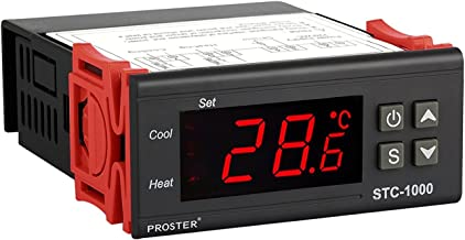 Termostato STC-1000, Proster 220V Digital Display LCD Sensor