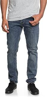 Men's Distorsion Rinse Denim Jean Pants