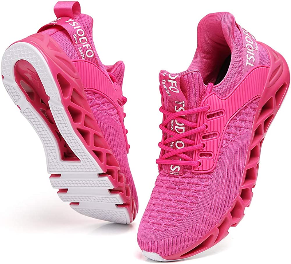 TSIODFO Direct stock In a popularity discount Women's Sneakers Athletic Sport Running S Walking Tennis