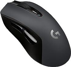 Mouse Gamer Sem Fio Logitech G603 LIGHTSPEED com 6 Botões Programáveis e Até 12.000 DPI
