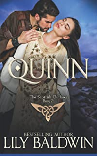 Quinn: A Scottish Outlaw (Highland Outlaws)