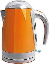 Viceversa VV75022 TIX elektrische waterkoker, 1,7 l, oranje