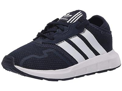 adidas Originals Kids Swift ESS I (Infant/Toddler) (Collegiate Navy/Footwear White/Core Black) Boys Shoes