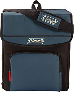 Best Coleman Collapsible Cooler with 16-Hour Ice Retention | Soft-Sided Cooler Bag Folds Flat for Compact Storage Review
