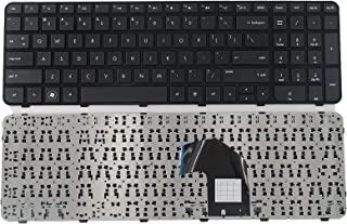 SUNMALL Replacement Keyboard with Frame Compatible with HP Pavilion G6-2000 G6-2100 G6-2200 G6-2300 G6T-2000 g6-2002xx g6-...