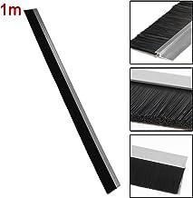 B/ürstendichtung Meterware mit Nut von 5mm bis 25mm f/ür Fliegengitter Dichtung Fenster T/üren Insektenschutz Rolladen Roll/äden mit Nut 10, 6,7 x 9mm