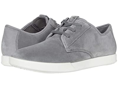 ECCO Collin 2.0 Simple Sneaker (Titanium/Titanium) Men