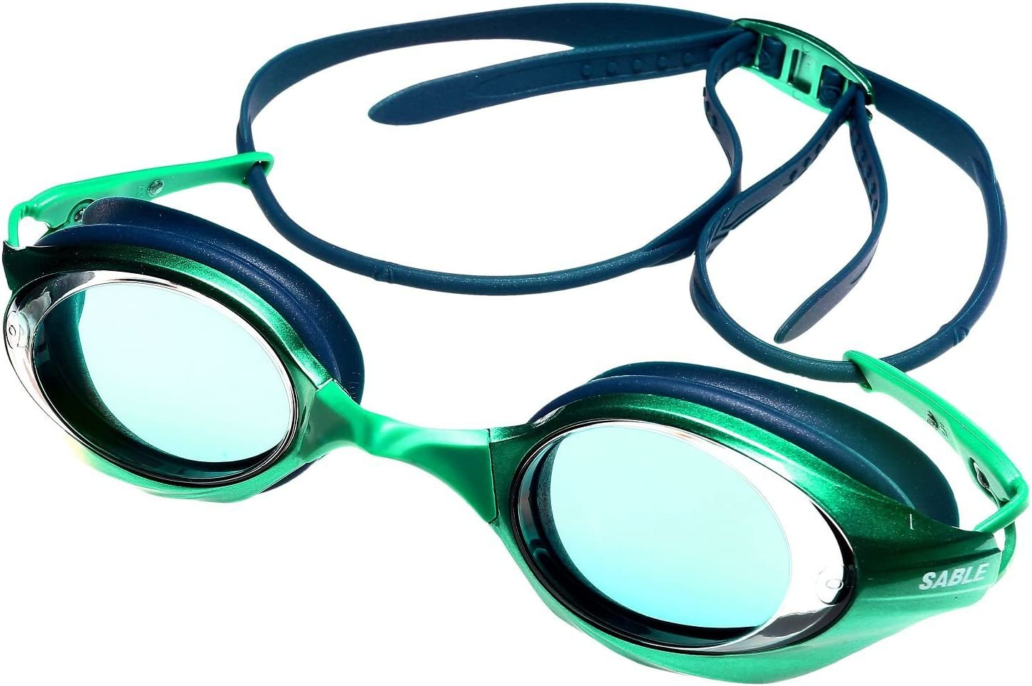 Sable GX Max 54% OFF Polarized Dealing full price reduction Level 3 Swim Professional Goggle Green
