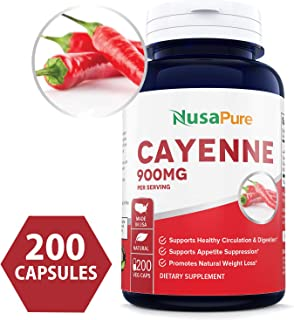cayenne and garlic supplement