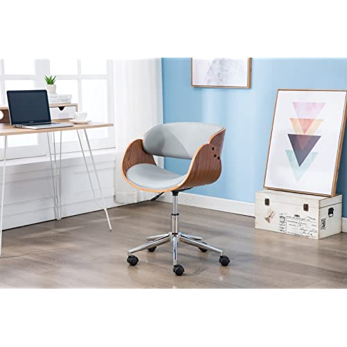 Stylish office chairs for home Fashion Desk Porthos Home Skc016a Gry Lydia Stylish Home Desk Height Adjustable 360 Swivel Amazoncom Stylish Office Chairs Amazoncom