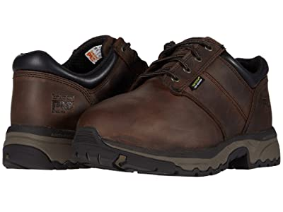 Timberland PRO Jigsaw Oxford Steel Toe Internal Met Guard (Brown) Men