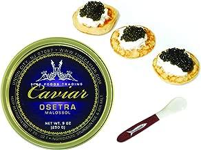 golden black caviar
